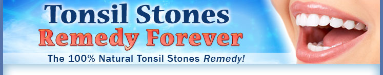 Tonsil Stone Jaw Pain